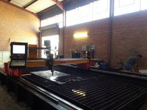 CNC Hole Plasma Cutting Machine pictures & photos