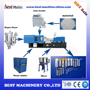 Horizontal Plastic Injection Small Products Molding Machine Making Machine pictures & photos