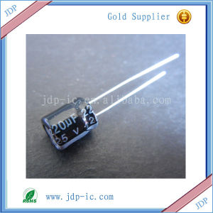 for Roe 220UF-25V Electrolytic Capacitors pictures & photos