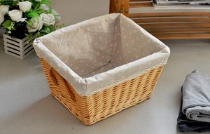 Handmade Natural Wicker Storage Basket with Eco-Friendly (BC-ST1028) pictures & photos