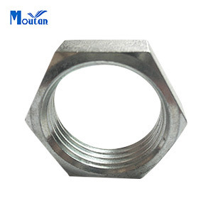 Carbon Steel Zinc Plated Hex Thin Nuts