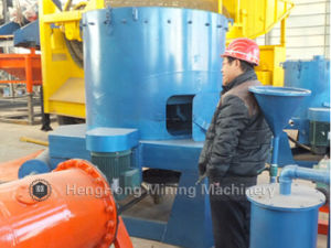 99% Recovery Alluvial Sand Gold Centrifugal Concentrator pictures & photos