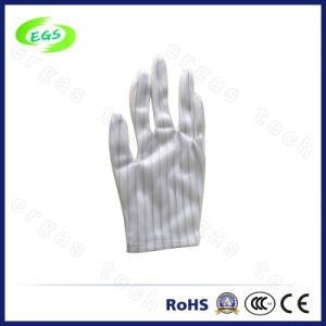 Blue Line Lengthened Nylon Antistatic Gloves (EGS-06) pictures & photos