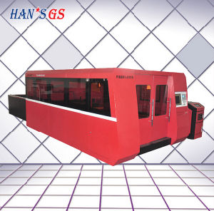 500W-3000W Fiber Metal Precision Cutting Laser Machinery pictures & photos