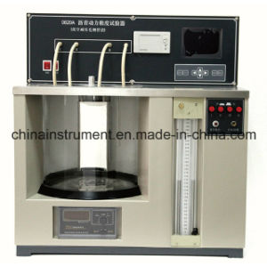 Dynamic Viscosity Tester of Bitumen by Vacuum Capillary Method pictures & photos