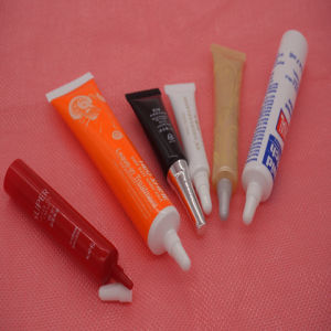 Plastic Squeezed Eyecream Tube, Sunscreen Tube pictures & photos