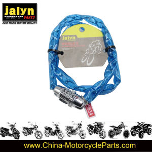Bicycle Parts Bicycle Chain Lock for Universal Stype 2.2*70cm pictures & photos