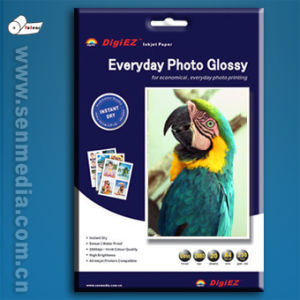 115g - 260g A4 High Glossy Inkjet Photo Paper pictures & photos