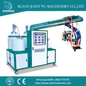 Single Color Single Density PU Pouring Machine pictures & photos