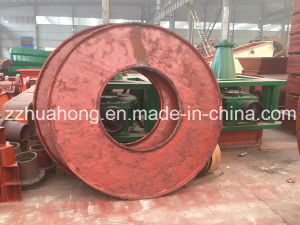 Huahong Gold Ore Mining Wet Pan Mill Machine Professional Supplier pictures & photos