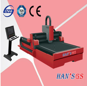 Hot Selling Ipg 1000W Laser Fiber Cutting Machine for Metal Cutting pictures & photos