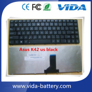 Wireless Keyboard/Standard Keyboard for Asus A42 K42 Black pictures & photos
