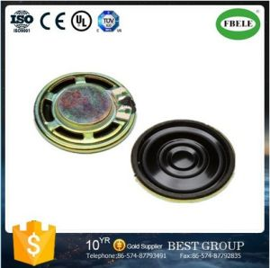 Fbf30-1t New Product 30mm 8ohm Mylar Speaker (FBELE) pictures & photos