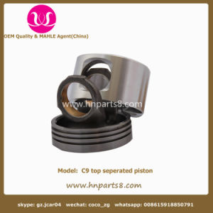 Caterpilar Top Seperated 330d 336D C9 Piston Steel Head Piston pictures & photos