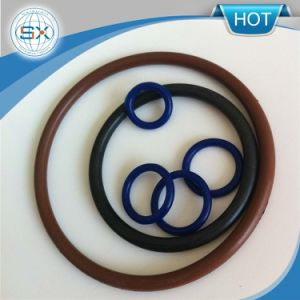 NBR Silicone Viton Hydraulic Seal O-Ring Made by Manufactory for Auto Parts pictures & photos