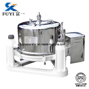 High Quality Industrial Water Three Cloumn Filter Centrifuge Machine pictures & photos