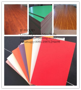 Melamine MDF for Office Furniture pictures & photos
