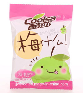 Coolsa 25g Sweet Flavor Gummy Candy pictures & photos