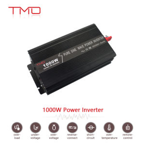 1000W DC to AC 12V 220V 50Hz Solar Pure Sine Wave Inverter pictures & photos
