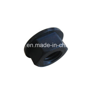 Custom Injection Mould Nylon Plastic Hex Washer Plugs & Nuts / Flange pictures & photos