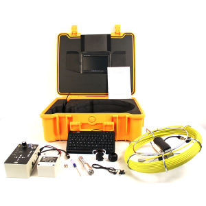 512Hz Locator Water Leak Pipe Inspection Camera with DVR Wps710dnlkc pictures & photos