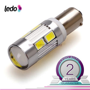 Ba9s 10*5730SMD Canbus LED Car Light with Lens