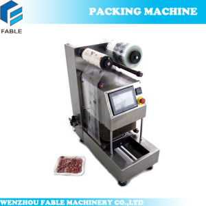 Automatic Tray Sealer for Modified Atmosphere (FB-1S) pictures & photos