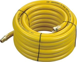 20 Bar Pneumatic PVC Hose with Brass Push in Fittings pictures & photos
