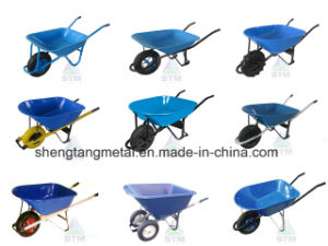 High Quality Wheel Barrow pictures & photos