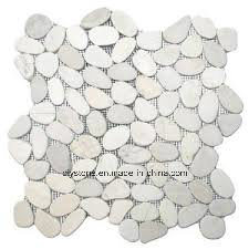 White China Tile White Color 30X30cm Pebble pictures & photos