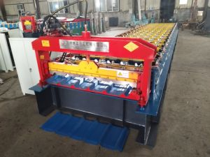 Corrugated Sheet and Metal Panel Roll Forming Machine pictures & photos