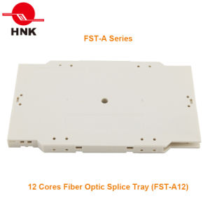 12 Cores Fiber Optic Splice Tray (FST-A Series) pictures & photos