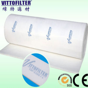 F5/Spray Booth Filter Factory Polyester Ceiling Filter Media pictures & photos