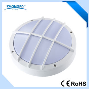 Round IP65 10W LED Ceiling Wall Light with Sensor pictures & photos