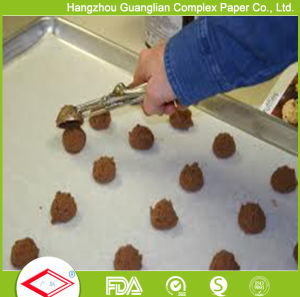 Customize Oven Safe OEM Types Parchment Paper in Sheet pictures & photos