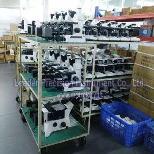 Medical Institutes Trinocular Light Microscope (LIB-302) pictures & photos
