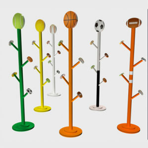 Children Living Room Clothes Tree Coat Hat Rack Hanger (BS-40) pictures & photos