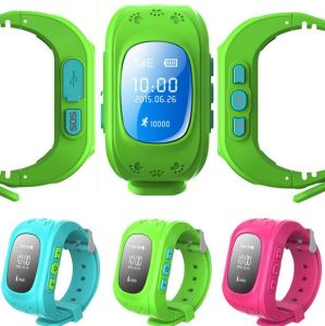 Kids Smart Watch Phone with GPS Tracker Security Monitor pictures & photos
