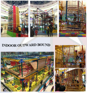 2016new Design Plastic Indoor Playground Equipment for Children pictures & photos