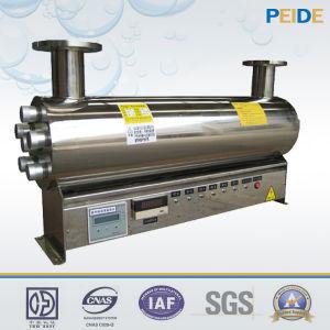 320W Ss316 253.7nm 2PC UV Lamp Auto Clean UV Sterilizer pictures & photos