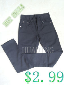 2016 New Fashion Hot Sell Men′s Demin Jeans (HDMJ0066) pictures & photos