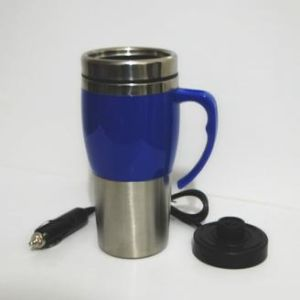 Portable Stainless Steel USB Heated Auto Mug pictures & photos