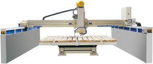 Automatic Slab Cutting Machine with Laser (zdh-600) pictures & photos