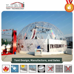 Liri Wholesale 10m Geodesic Dome Event Tent pictures & photos