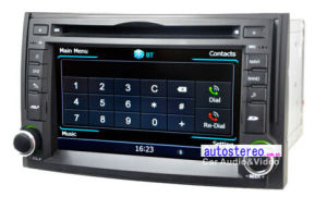 Car GPS for Hyundai H1 Starex I800 Imax Iload (ZW-Hyundai-110)