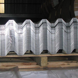 Corrugated Aluminum Sheet Siding for Roof pictures & photos