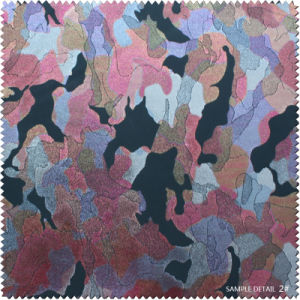 High Quality Colorful Garment Fabric PU Leather for Shoe, Cloth (S239080TM) pictures & photos
