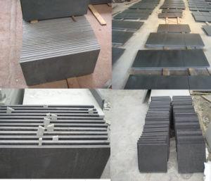 Black Sandstone for Paver Tile pictures & photos