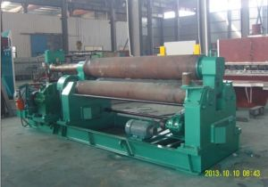 W11-16*2000 Plate Bending Machine, Mechanical Rolling Machine,