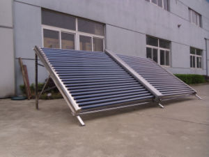 Butterfly Type Vacuum Tube Solar Heating Collector pictures & photos